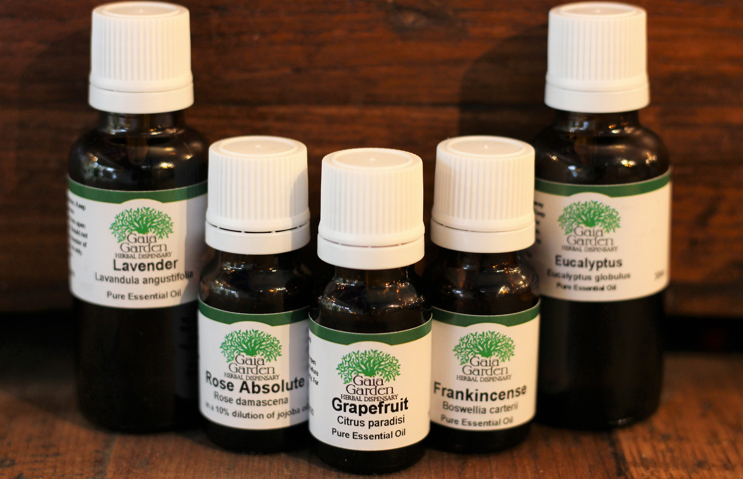 Cedarwood - Essential Oil (Juniperus virginiana)