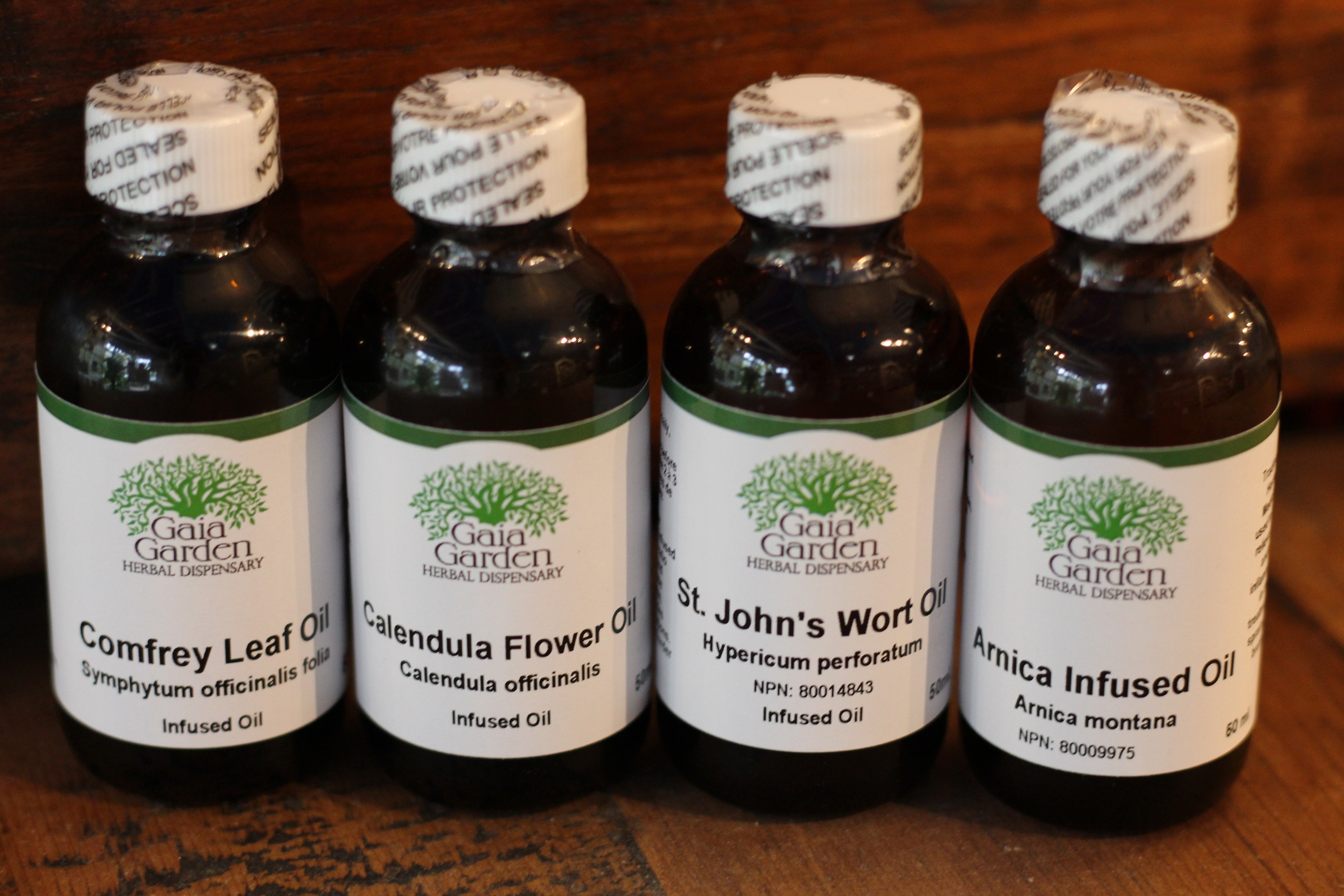 Comfrey - Infused Oil