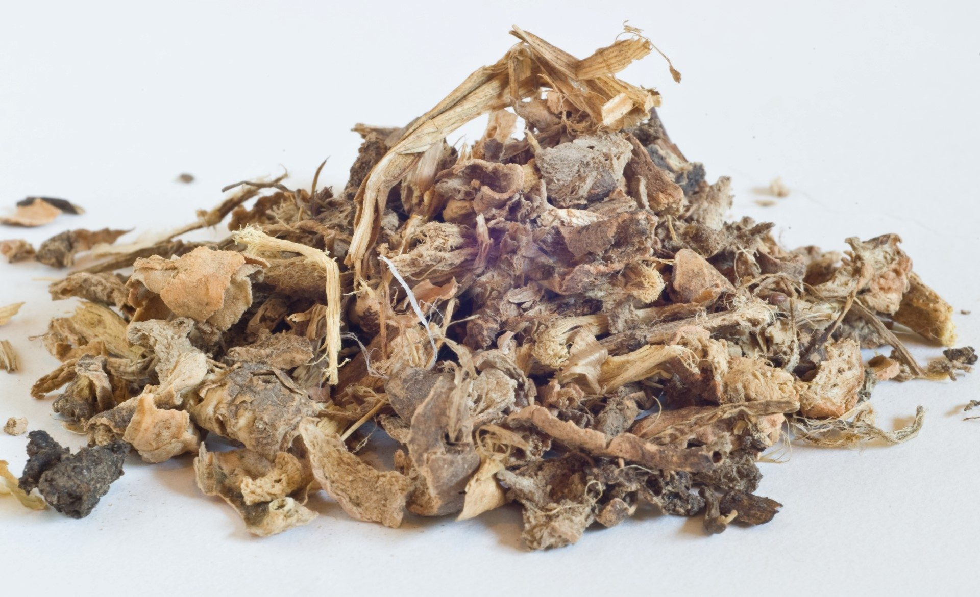 Blue Flag root - Dried Herb (bulk) (Iris versicolour)